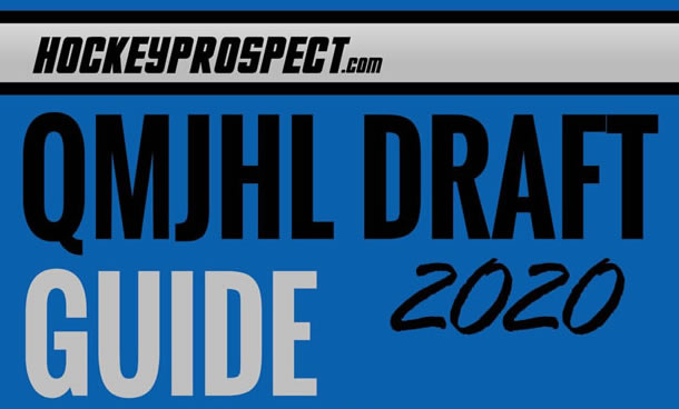 2020 QMJHL Draft Guide