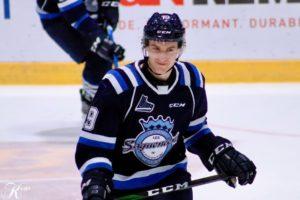 Dawson Mercer - Photo by Kathy Kocur, HockeyProspect.com