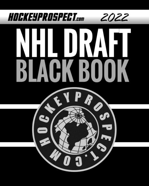 2022 NHL Draft Black Book